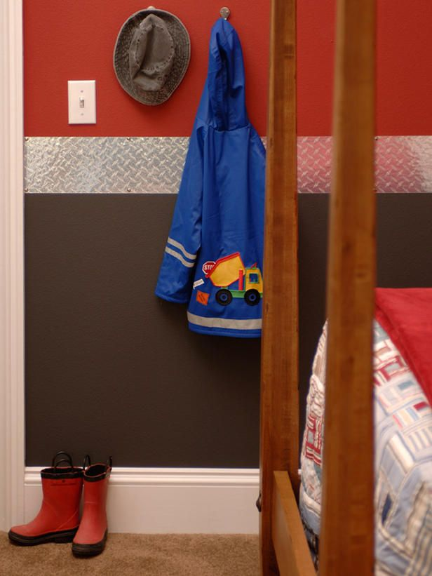dream home 2009 kids bedroom - Metallic Kids Room Interior