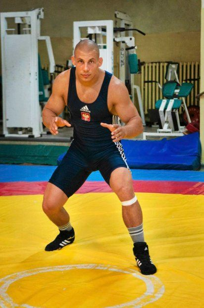 Damian Janikowski -  male wrestler from Poland. He won bronze medal at 2012 Summer Olympics in London.