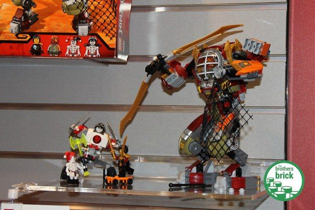 More LEGO Ninjago 2016 sets revealed at NYC Toy Fair [News] http://www.brothers-brick.com/2016/02/13/more-lego-ninjago-2016-sets-revealed-at-nyc-toy-fair-news/