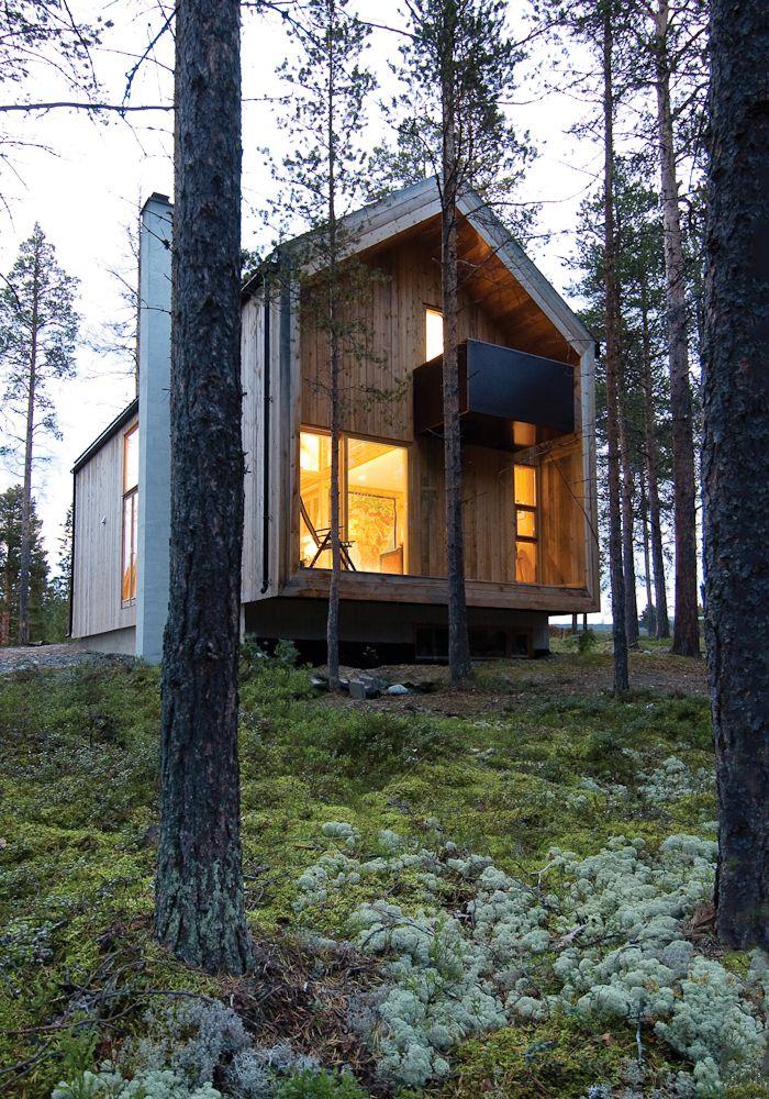 """""""Gunnar's House / Huus Og Heim Arkitektur"""" 08 Nov 2010. ArchDaily."""