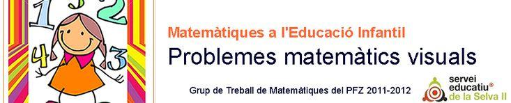 Matemàtiques a l'Educació Infantil