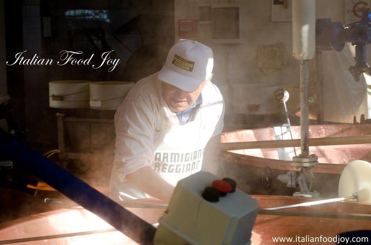 #Parmigiano_Reggiano DOP How it's made #Parmigiano www.italianfoodjoy.com for UK and other countries www.italianfoodjoy.de for DE and AT only