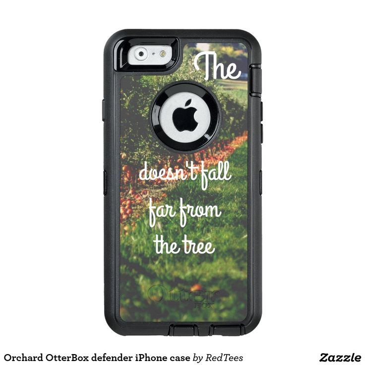 Orchard OtterBox defender iPhone case