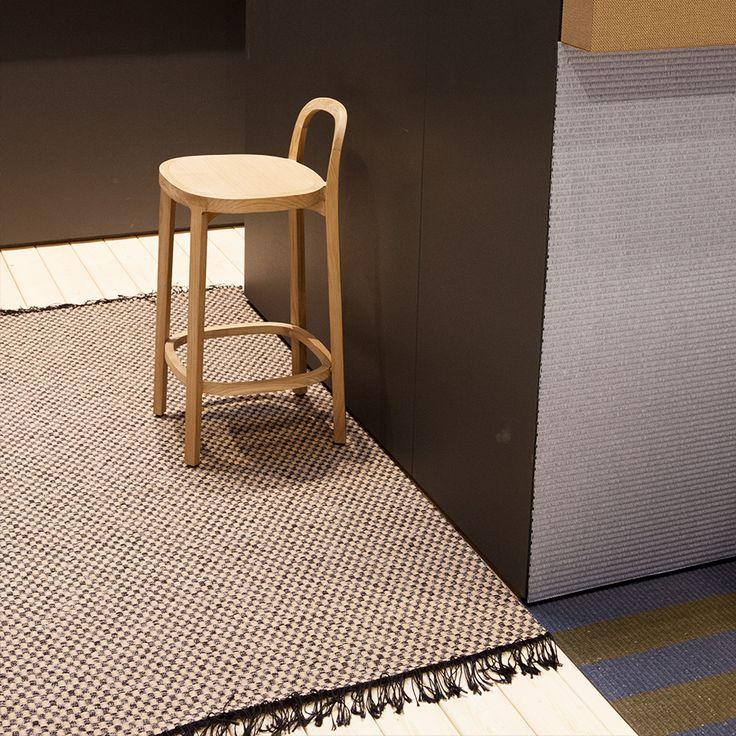 Siro+ bar stool by Ilkka Suppanen and Raffaella Mangiarotti for Woodnotes
