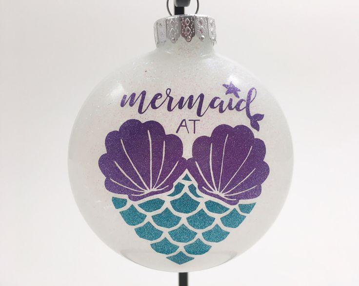 25 Unique Mermaid Ornament Ideas On Pinterest Beach