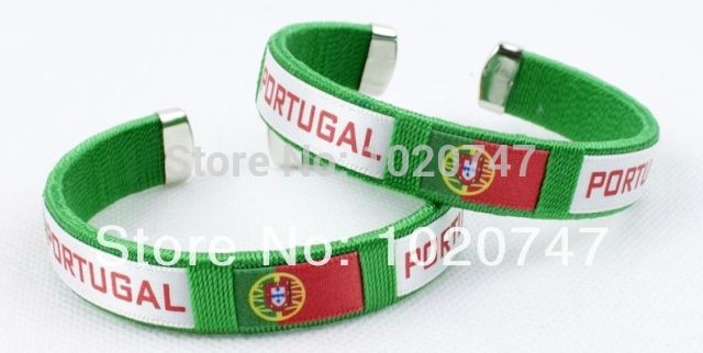 FootBalll Fans Sports wristbands 2014 Brazil world Cup souvenirs National Team Logo WorldCup Sport australia Bracelet