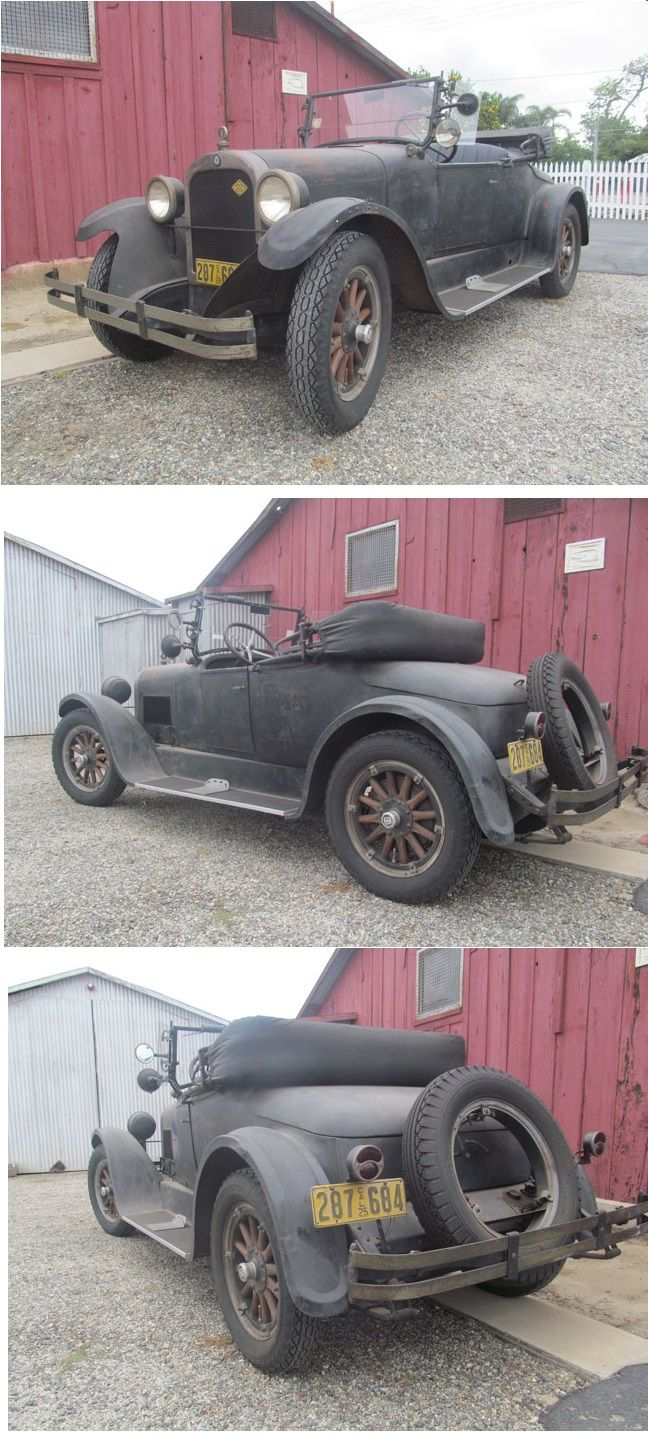 http://www.oldcarsweekly.com 1925 Dodge Brothers roadster | Things ...