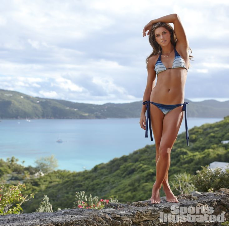 Sports Illustrated Swimsuit 2012 Alex Morgan