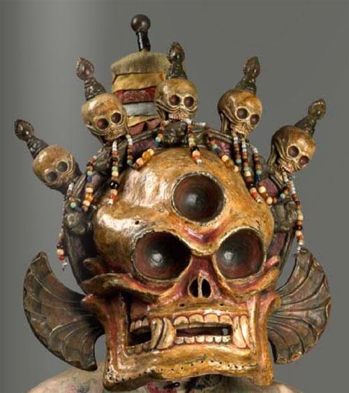 Tibetan Mask  gregstephens.info/wp-content/uploads/2010/04/remember.jpg