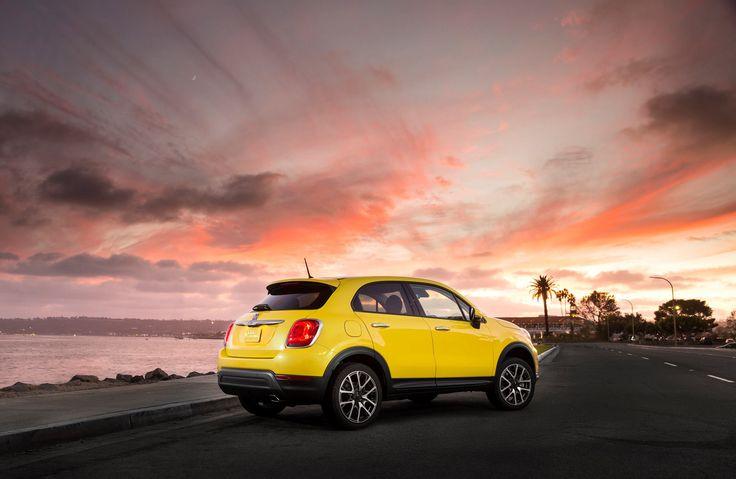 Naturalne piękno przybiera wiele form – oto jedna z nich. #Fiat #Fiat500X