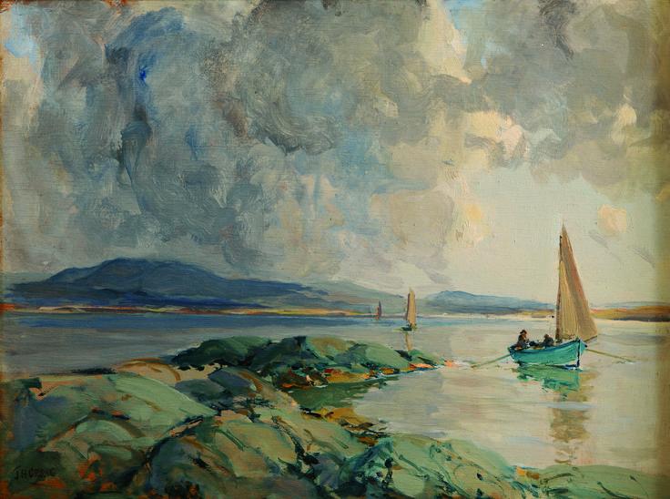 Goig home James Humbert Craig, 1877-1944