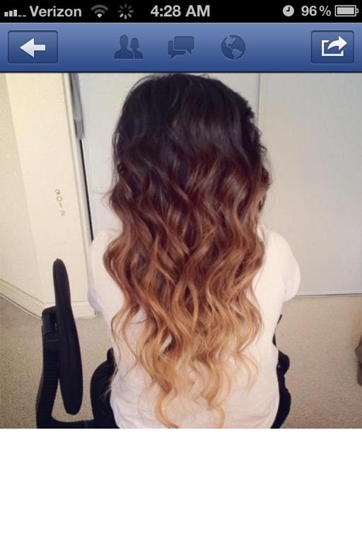 Summer hair styleOmbre Hair Color, Hair Colors, Dips Dyes, Haircolor, Ombrehair, Long Hair, Blond, Longhair, Hair Style