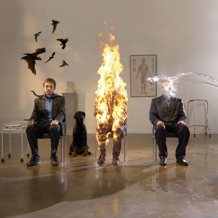 Biffy Clyro - Saturday Superhouse | by Storm Thorgerson