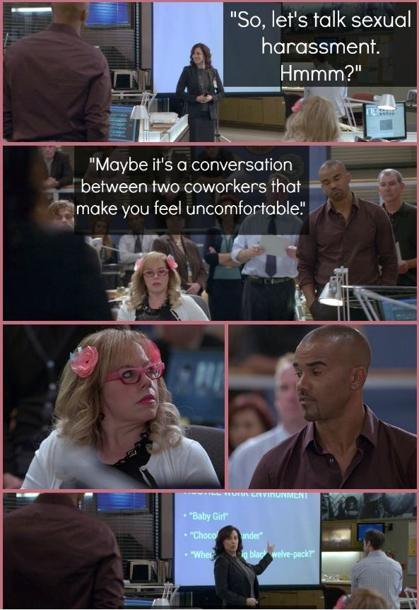 12 Times That Prove Morgan and Garcia are the Best Friends on TV: The Original BFFs - Criminal Minds - CBS.com