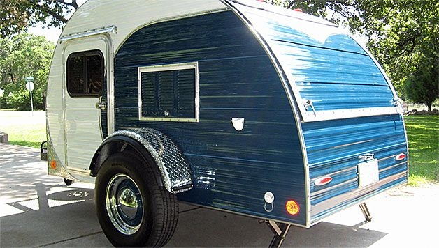 9 Really Clever Teardrop Trailers (with Prices & Pictures ...