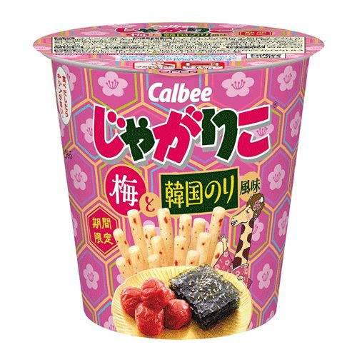 Calbee-Jagariko-Plum-and-Korean=Seaweed-4901330575724