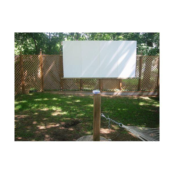 Backyard Theater Ideas : Budget Outdoor Theater Ideas  Home Stuff  Pinterest