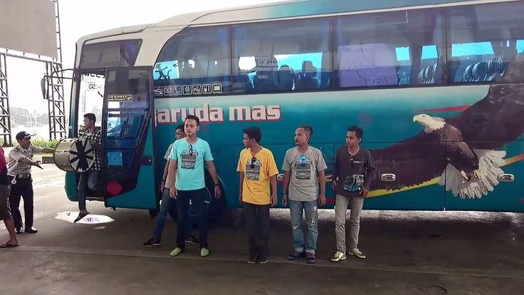 Klakson Telolet Bus Garuda Mas dan yelnya menarik perhatian juri, di pul...