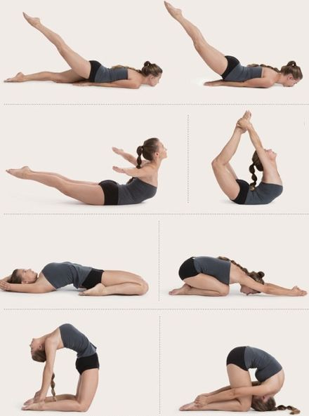 yoga cwiczenia