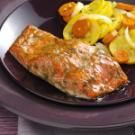 Brown Sugar Glazed Salmon Recipe | Taste of Home Recipes