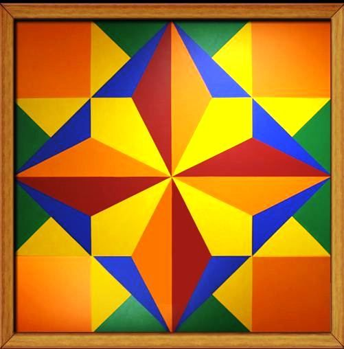 Barn Quilt of Wabash County