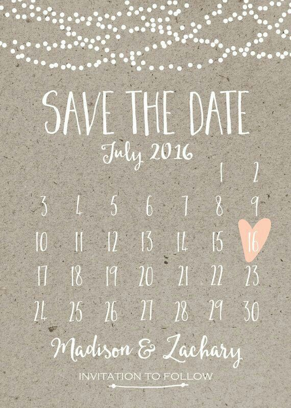 Best Save The Dates Images On   Weddings Card