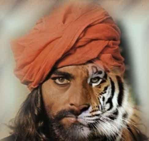 sandokan el tigre de la Malasia Serie de TV años 70s