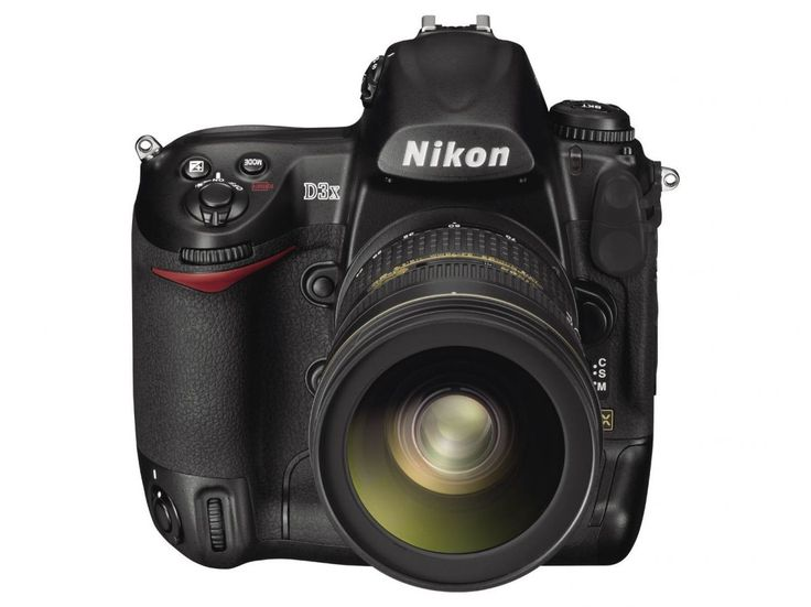 Nikon D3X DSLR officially announced | Nikon has officially announced the arrival of its eagerly awaited 24.5 megapixel DSLR the Nikon D3X. Buying advice from the leading technology site