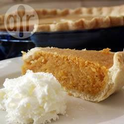 Zoete aardappeltaart @ allrecipes.nl