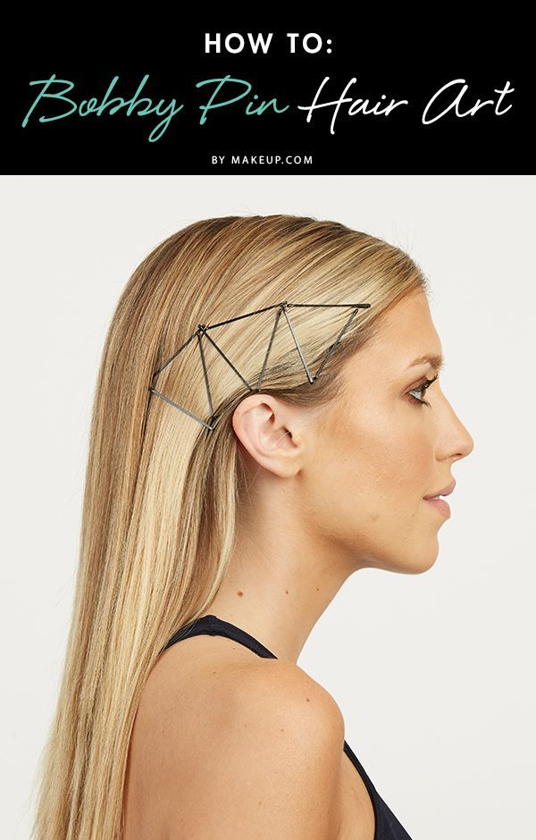 A nice collection with beautiful ideas to create your hairstyle with bobby pins! Enjoy the gallery!