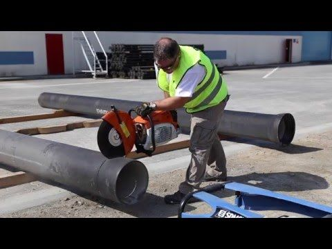 Advantage of Ductile Iron Pipes--XINXING PIPES - YouTube