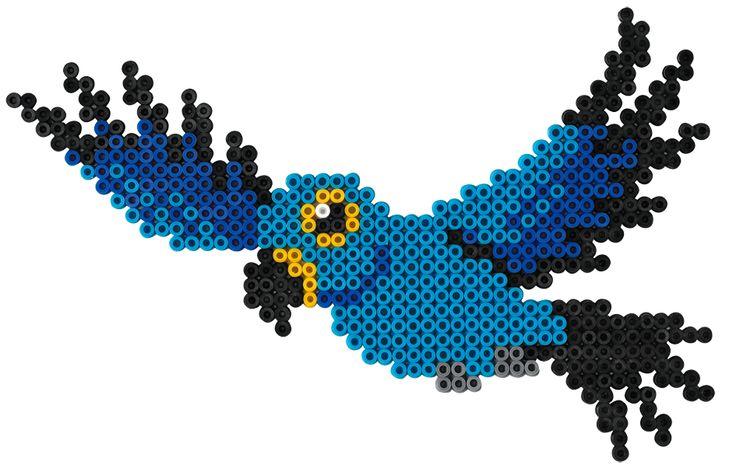 hama parrot