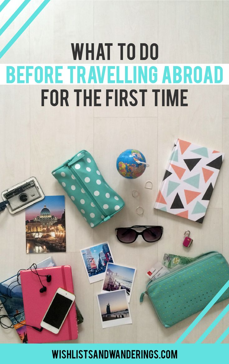 So you've saved up and you're finally going to put your passport to use and take that trip you've been dreaming about! It's exciting (yay for adventure!), but if it's your first time travelling abroad, it can also be a bit overwhelming. Here are some tips to help you plan your travels, from booking flights and accommodation to applying for visas, packing for your holiday and navigating a new country. There's also a free checklist to print out and help you plan your trip!