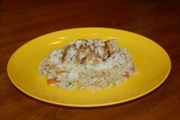 """copy cat"" Kobe's yum yum sauce recipe with fried rice. I haven't tried it yet, but will."