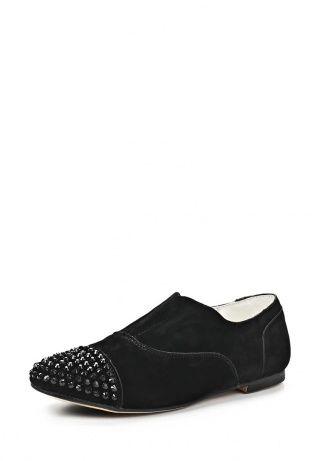 Черные ботинки Keddo предназначены для девочки. Модель выполнена из искусственной замши и дополнена стразами в носочной части. Детали: подкладка из натуральной кожи, плоская подошва из искусственного материала. http://j.mp/1rQesYC