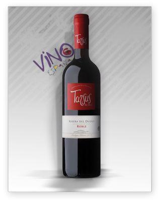 Comprar vino Tarsus Roble 2013. Vino de Bodegas Tarsus, D.O. Ribera del Duero. Puedes comprar Tarsus Roble al mejor precio en la tienda online.