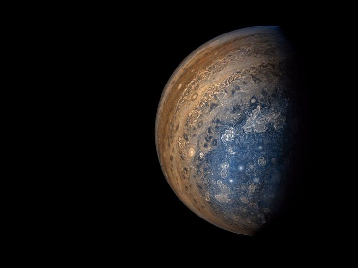 Traveling above Jupiter at more than 130,000 miles per hour, NASA's $1 billion Juno probe took its ninth set of stunning flyby images on October 24. But the sun slipped between the giant planet and Earth for more than a week, blocking the spacecraft from beaming home its precious bounty of data.