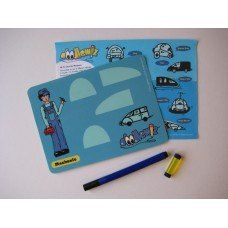 Doodlewiz Insert Pack - Mechanic made in Hampshire and supplied by Green Lighthouse Limited in #Devon - £5.50