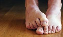 Pied d'athlète : le bicarbonate de soude, un traitement très efficace !