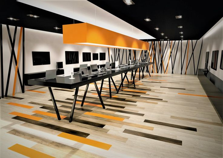 HiFi Shop; Striking Flooring to Stand out from the crowd