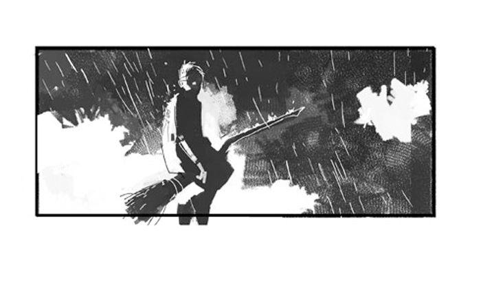 Dermot Power - Storyboard artist - Jorgen's List - The world's best storyboard artists