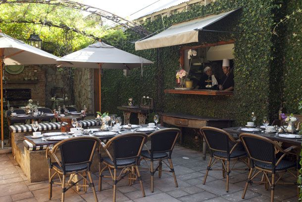 Joburg's Darling | Morrells Launches Fabulous New Bistro!