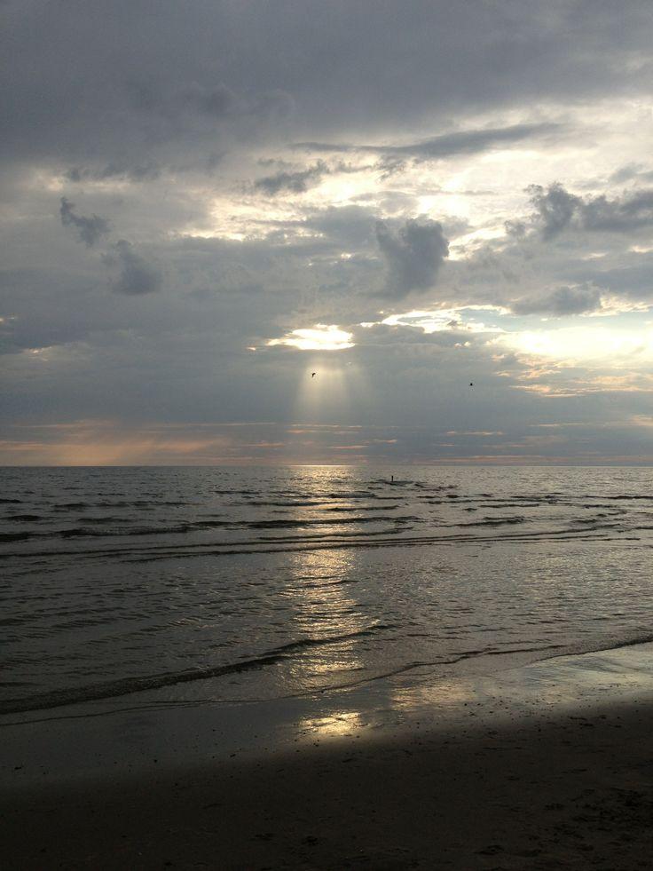Strand Egmond Aan Zee in Egmond aan Zee