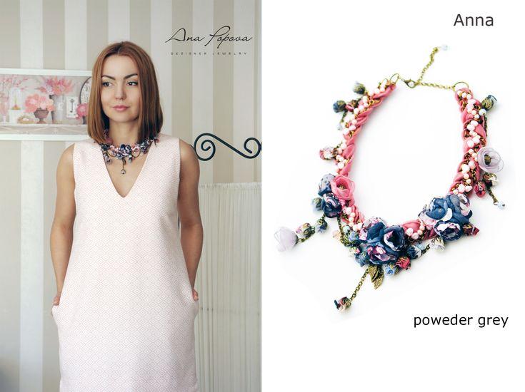 Дизайнер украшений Анна Попова представила новую коллекцию весна-лето 2015 в Париже | Fashion Guide Moldova