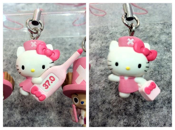 Nurse Hello Kitty (Odaiba, Japan)