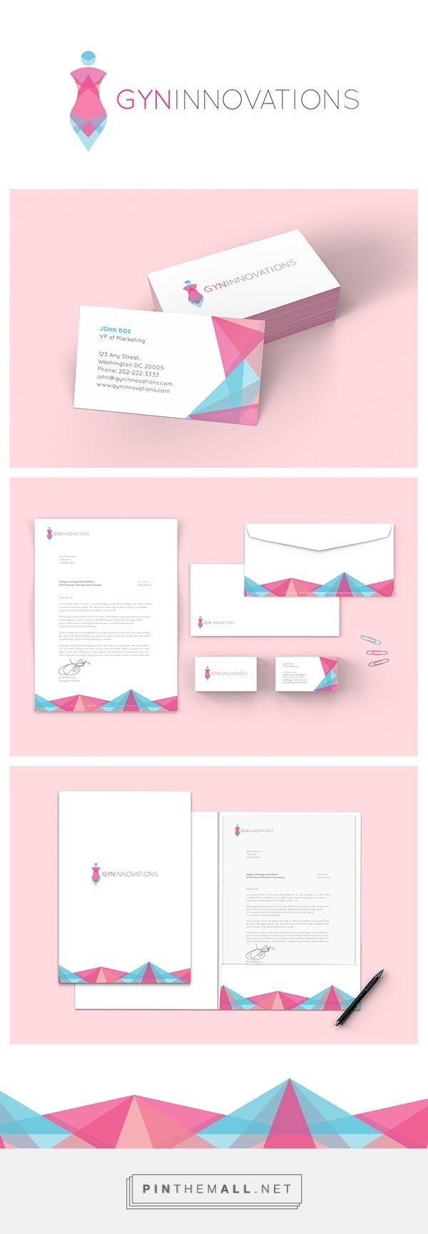 GYN Innovations on Behance   Fivestar Branding – Design and Branding Agency & Inspiration Gallery