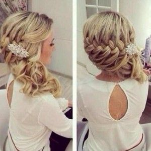 10 Most Beautiful Prom Hairstyles for Long Hair 2014