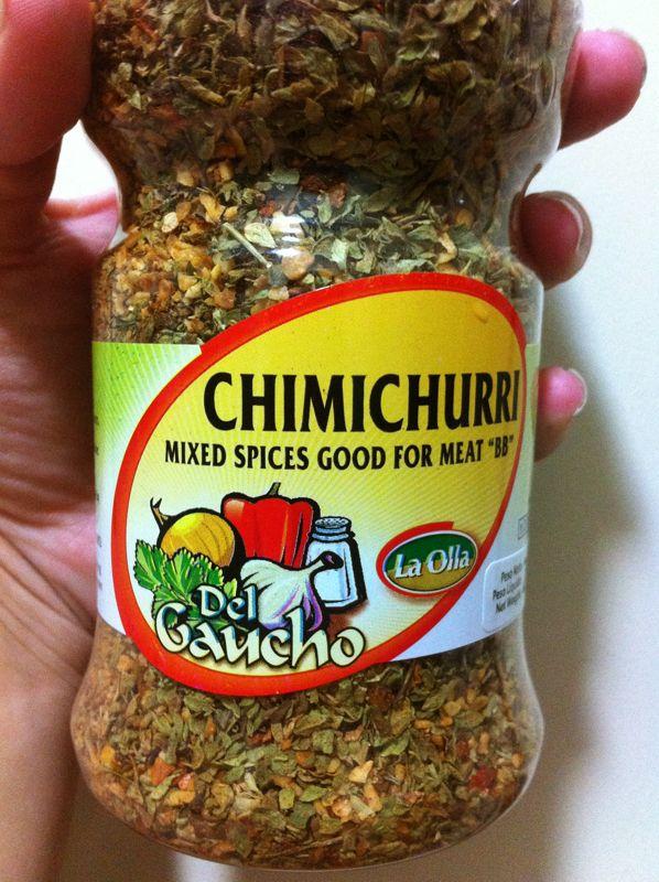 chimichurri | De receitas favoritas | Pinterest