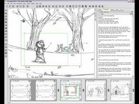 Storyboard Pro 5 minutes Presentation
