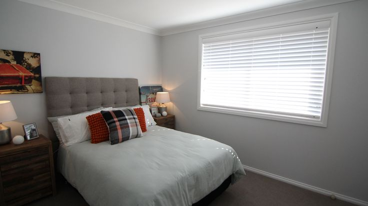 Luxaflex Wood Essence Blinds in 63mm Snow White from episode 11.